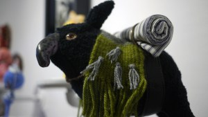 Stitched 2 Exhibition - The Beast Peddler's Prancer
