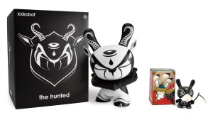 Colus Havenga's The Hunted Dunny & Art of War Dunny Series