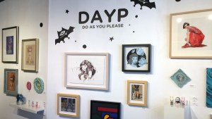 DAYP - Do As You Please group exhibition overview