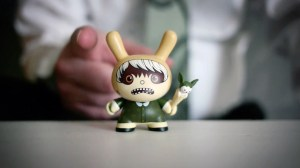 Doubleparlour - Sylvie Dunny from Kidrobot