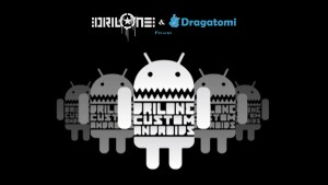 DrilOne's Custom Androids blind box series from Dragatomi