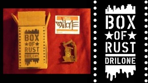 DrilOne's Box of Rust custom blind boxed series from Dragatomi