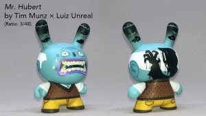 Tim Munz & Luiz Unreal's Mr. Hubert Dunny