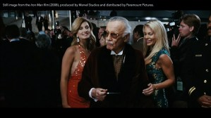 Stan Lee in Iron Man (2008)