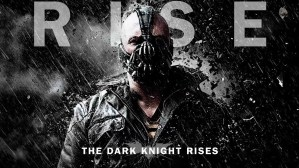 Christopher Nolan's The Dark Knight Rises poster