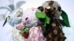 Furmutation Exhibition - Horrible Adorables' Neapolitan Triple Scoop