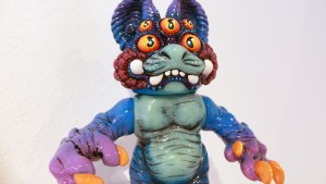 The Great Unknown exhibition - Remjie - Summer Blues Doro Kaiju