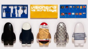 Visionaire, Issue 45: More Toys, blue set