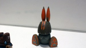 HX Studio's C.05 (Custom Chaos Minis: Mr Bunny by Joe Ledbetter)