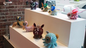 Horrible Adorables' The Horrible Adorable Show - exhibition overview