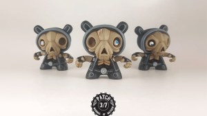 Hugh Rose's Roadkill Motorcycle Club Custom Dunny Series, 2017