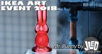 IKEA Art Event 2018 - Joe Ledbetter's Mr. Bunny