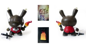Most Wanted 3 Custom Dunny:
