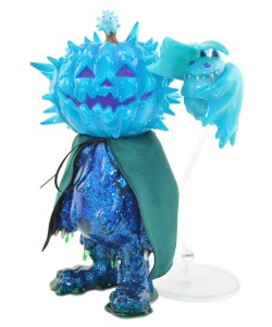 InstincToy - Halloween inc - Devil Bat Magister (Blue)