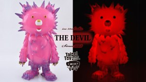 InstincToy's Halloween inc - The Custom - The Devil inc