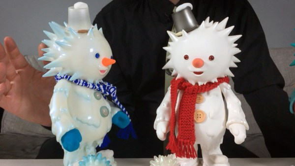 InstincToy's Snowy - First Snow and Ice World editions