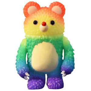InstincToy - Mini Muckey - Crayon Rainbow