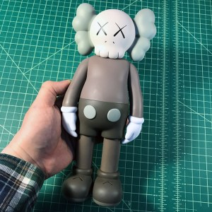 Jason Freeny's Inappropriation (KAWS Companion) - Work in Progress, before beginning