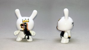 Jean-Michel Basquiat Dunny Series - Pez Dispenser