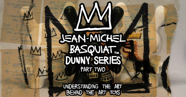 Jean-Michel Basquiat Dunny Series, Part Two