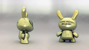 Jean-Michel Basquiat Dunny Series - Ideal