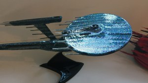 Josh Mayhem Solo Show - Blown Away - Time Warp (Custom Star Trek USS Enterprise)