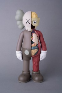 KAWS' Flayed Companion (Open Edition) - Brown