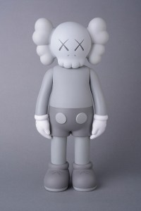 KAWS' Companion (Open Edition) - Gray