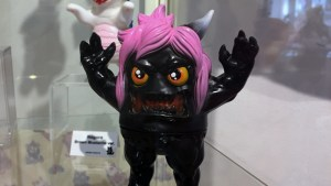 Konatsuya Exhibition - Konatsu & Rampage Toys' Allsorts Licorice Ugly Unicorn (Ugly Onicorn)