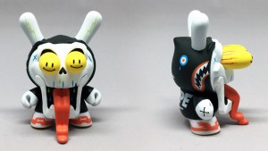 Kronk's Wild Ones Dunny: Hype Death Now from Kidrobot, 2018
