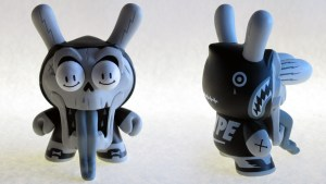 Kronk's Wild Ones Dunny: Hype Death Then from Kidrobot, 2018
