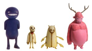 Kyle Kirwan's The Mudcat Chronicles mini-figures