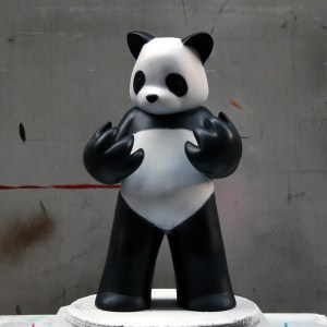 Luke Chueh's Blood On My Hands - Red Handed (Panda Custom)