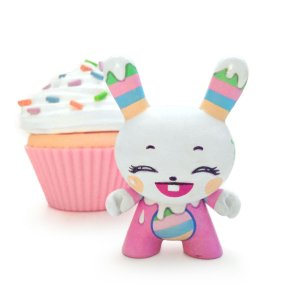 MJ Hsu - Delectables Dunny - Party Fun Cake