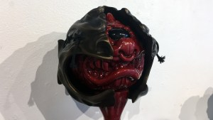 Madballs All-Star Art Jam and Exhibition - Andrew Bell's Inner Beauty