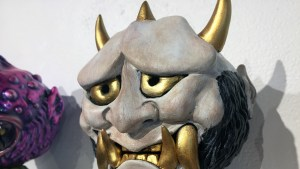 Madballs All-Star Art Jam and Exhibition - JRYU's Demonboru