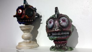 Madballs All-Star Art Jam and Exhibition - Violence Toy's Untitled #1
