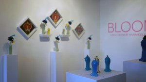 Mariangela Tan / plushPLAY's Bloom - Exhibition Overview