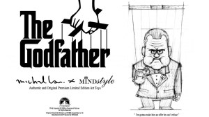 Michael Lau's The Godfather, original sketch