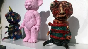 Monstrosities 2018 - Slasher Maggore by Trash Talk Toys
