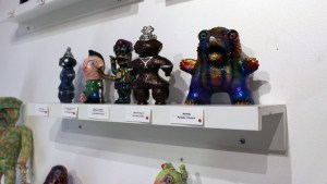 Monstrosities 2018 - Exhibition overview