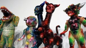 Monstrosities 2018 - Chimera by Paul Kaiju X Devilboy X Guumon