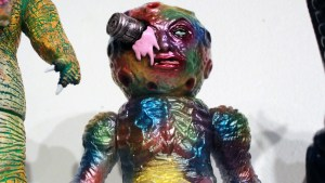 Monstrosities 2018 - Rainbow Moon X by Rampage Toys