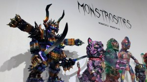 Monstrosities 2018 - Skullking by Mechnoiz Toys X Guumon