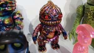 Monstrosities 2018 - Peanut Dwarf by Black Seed Toys X Guumon