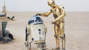Still of R2-D2 and C-3PO from Star Wars
