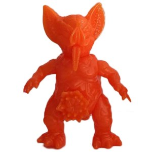Paulkaiju - Mini Mockbat - Orange