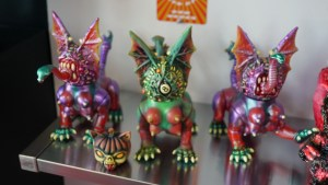 Paul Kaiju's Ring of Fire - Four Legged Freaks, Ate Ball, and Pumcat