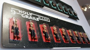 RYCA's Star Wars: 9 Holy Grails in a Row - Yak-Face at the Futuretro exhibition