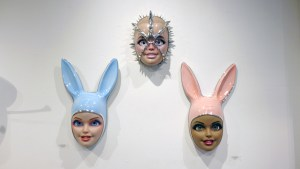 Pop Tarts, AFA Gallery - Colin Christian's This Bunny Bites Back 1 & 2 and Tooled Up